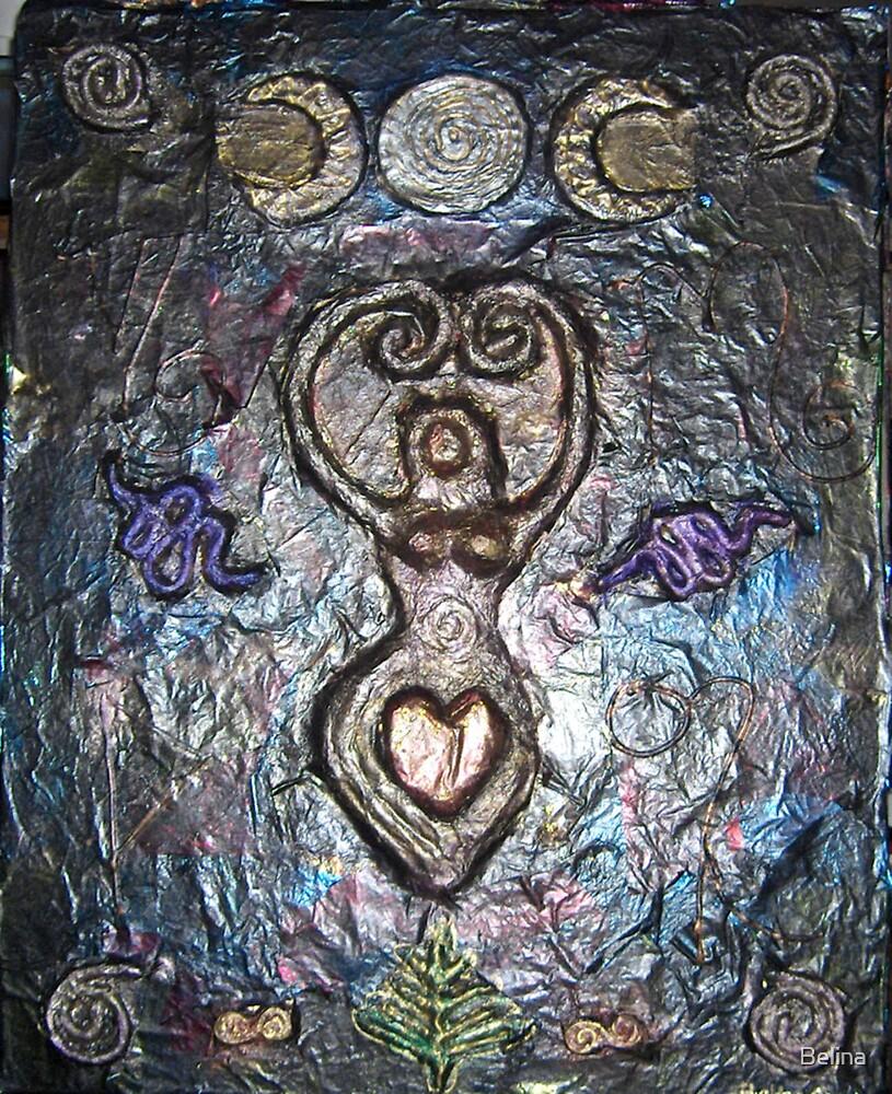 Goddess Of  Love by Belina