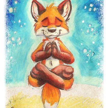 OM Fox by pandapaco