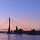 Southern Bridge - Riga, Latvia by TalBright