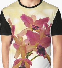 Queen Of Orchids Graphic T-Shirt