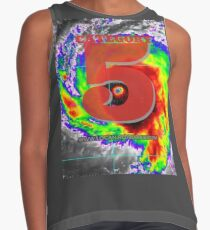 Category 5   In Living Color Contrast Tank