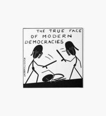 true_face_of_democracy Art Board