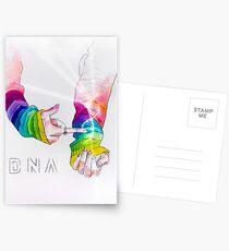 BTS 방탄소년단 - DNA Postcards