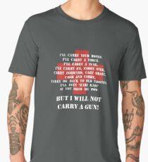 "M*A*S*H ""I will not carry a gun"" Men's Premium T-Shirt"