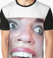A Face Graphic T-Shirt