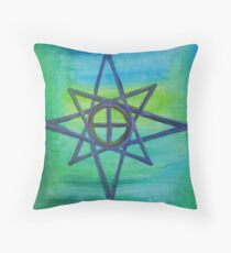 Nir - Enfold Creativity Throw Pillow