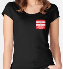 I have a basketball game tomorrow Women's Fitted Scoop T-Shirt
