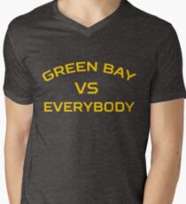 GREEN BAY VS EVERYBODY AND EVERYONE T-Shirt