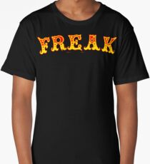 CIRCUS FREAK - Art By Kev G Long T-Shirt