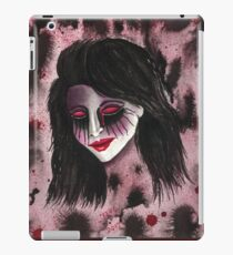 GOTHIC GIRL iPad Case/Skin