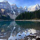 Lake Moraine by Natalie Broome