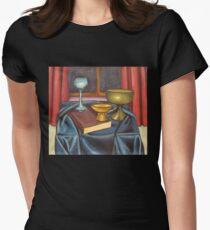 bowls and book still life T-Shirt