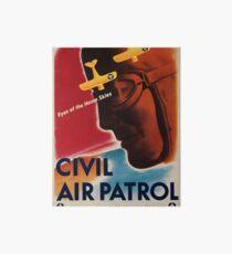 Vintage poster - Civil Air Patrol Art Board