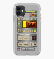 TRICORDER NEXT GENERATION TR-590 iPhone Case