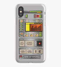 TRICORDER NEXT GENERATION TR-590 iPhone Case/Skin
