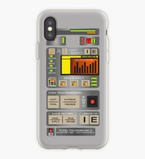 TRICORDER NÄCHSTE GENERATION TR-590 iPhone-Hülle & Cover