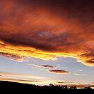 Sunset in Wilmot by Josie Jackson