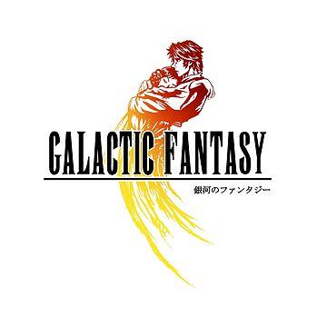 Galactic Fantasy by LiquidStryder