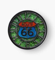 Classic Route 66  Clock