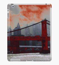 Gotham Awaits iPad Case/Skin