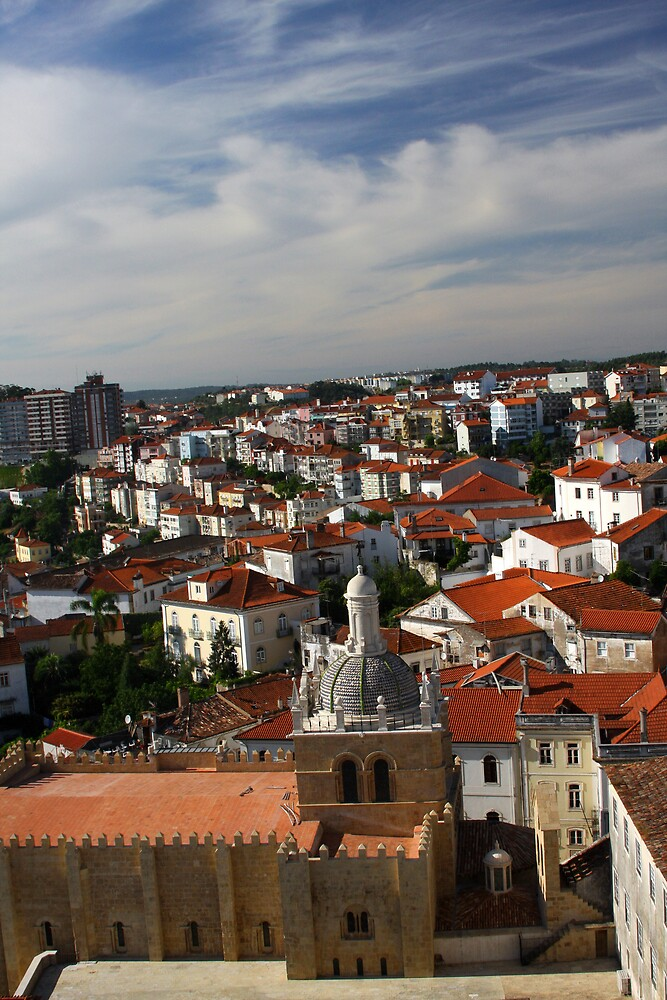 View of Coimbra by SinaStraub