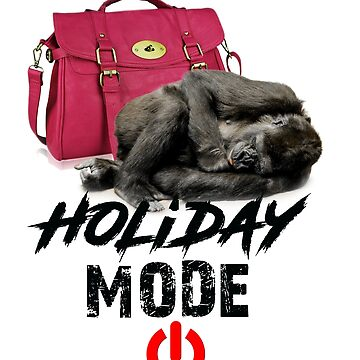 Holiday Mode On by kojohyper
