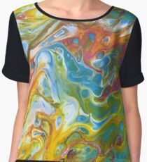Amalgamation Women's Chiffon Top