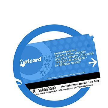 Metcard - You Validate Me by msheldrick
