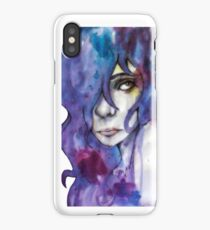 Purple Wind iPhone Case/Skin