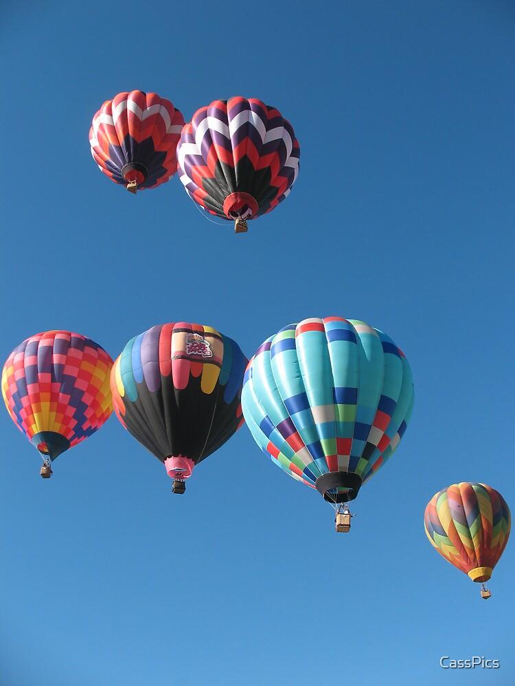 Balloon Awe by CassPics