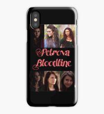 Petrova fire  iPhone Case/Skin