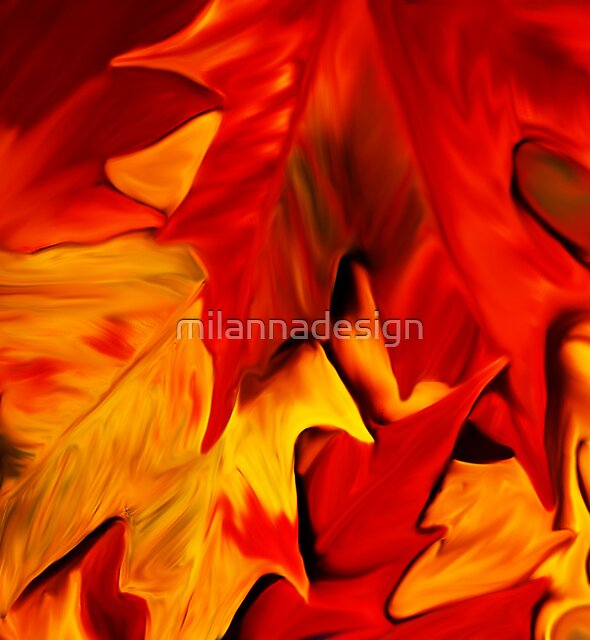 Autumn Leaves 1 by milannadesign