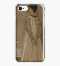 Artemisdreaming 1864 James McNeill Whistler iPhone Case/Skin