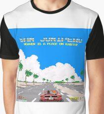 Black Mirror / San Junipero / Out Run Graphic T-Shirt