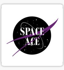Space Ace Sticker