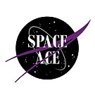 Space Ace by satancat