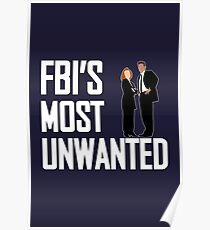 FBI's Most Unwanted Poster