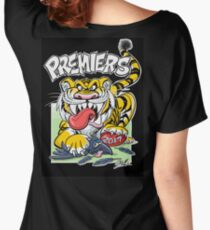 AFL Tigers 2017 - 'We smashed 'em' in black Women's Relaxed Fit T-Shirt