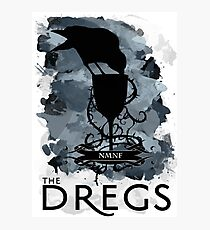 Six Of Crows - The Dregs Photographic Print