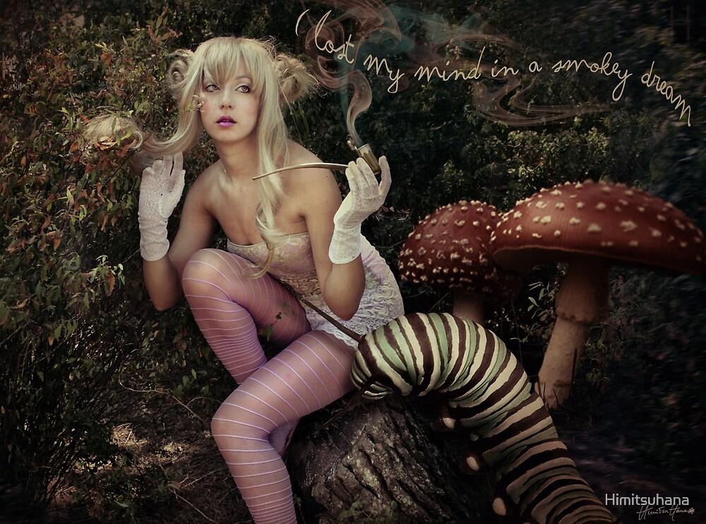 Oblivion Forest by Himitsuhana