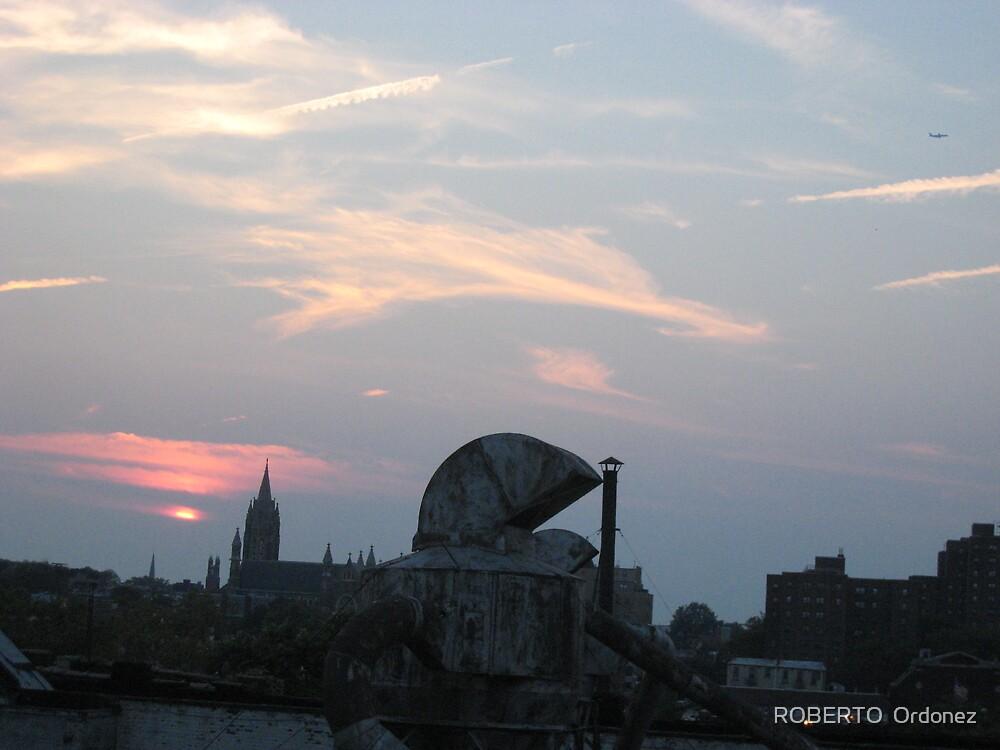 sun down by Robert Ordonez