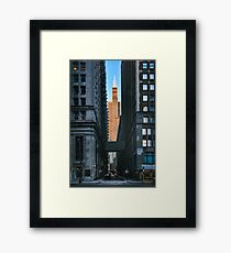 Willis Framed Print