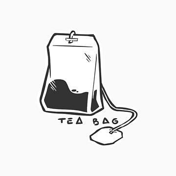 TEA BAG by NANOjam
