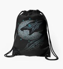 RAGNAROK MOON Drawstring Bag