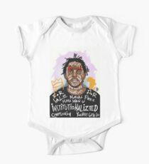 Kendrick Lamar Baby Body Kurzarm