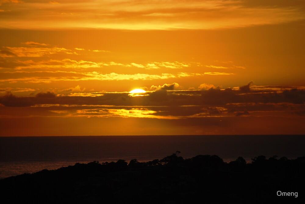 Rising Sun 1 by Omeng