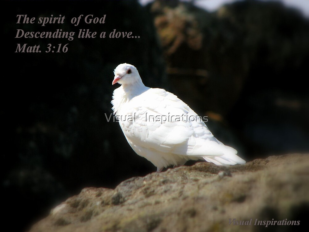 Spirit Of God by Visual   Inspirations
