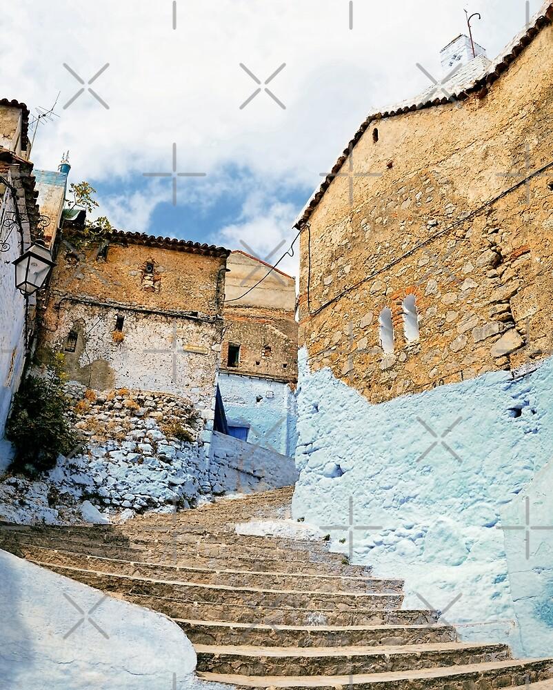 Medina Steps by zouhair lhaloui