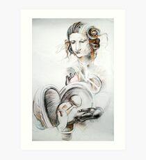Leonie Art Print