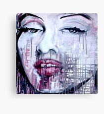 Express Yourself - Voice Canvas Print